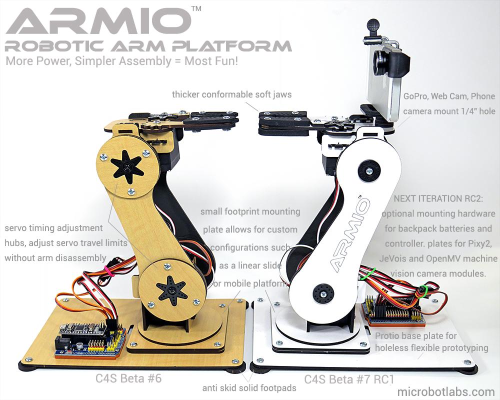 Microbotlabs Makes Educational DIY Robot Kits and Software
